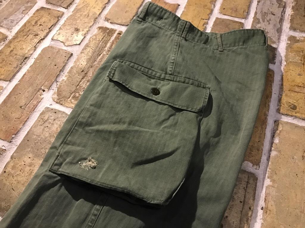 神戸店3/15(水)春物ヴィンテージ入荷!#3 US.Army Metal Button Chino Pants,41Khaki GasFlap,M43HBT Pants!_c0078587_02315083.jpg