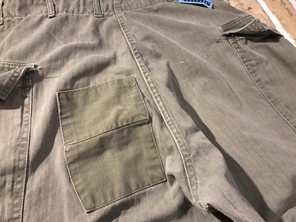 神戸店3/15(水)春物ヴィンテージ入荷!#3 US.Army Metal Button Chino Pants,41Khaki GasFlap,M43HBT Pants!_c0078587_02340084.jpg