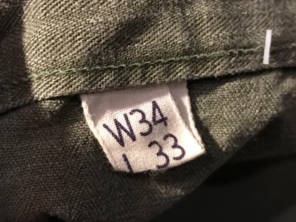 神戸店3/15(水)春物ヴィンテージ入荷!#3 US.Army Metal Button Chino Pants,41Khaki GasFlap,M43HBT Pants!_c0078587_02340966.jpg