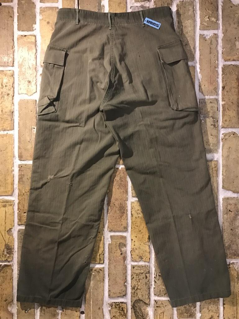 神戸店3/15(水)春物ヴィンテージ入荷!#3 US.Army Metal Button Chino Pants,41Khaki GasFlap,M43HBT Pants!_c0078587_02351973.jpg
