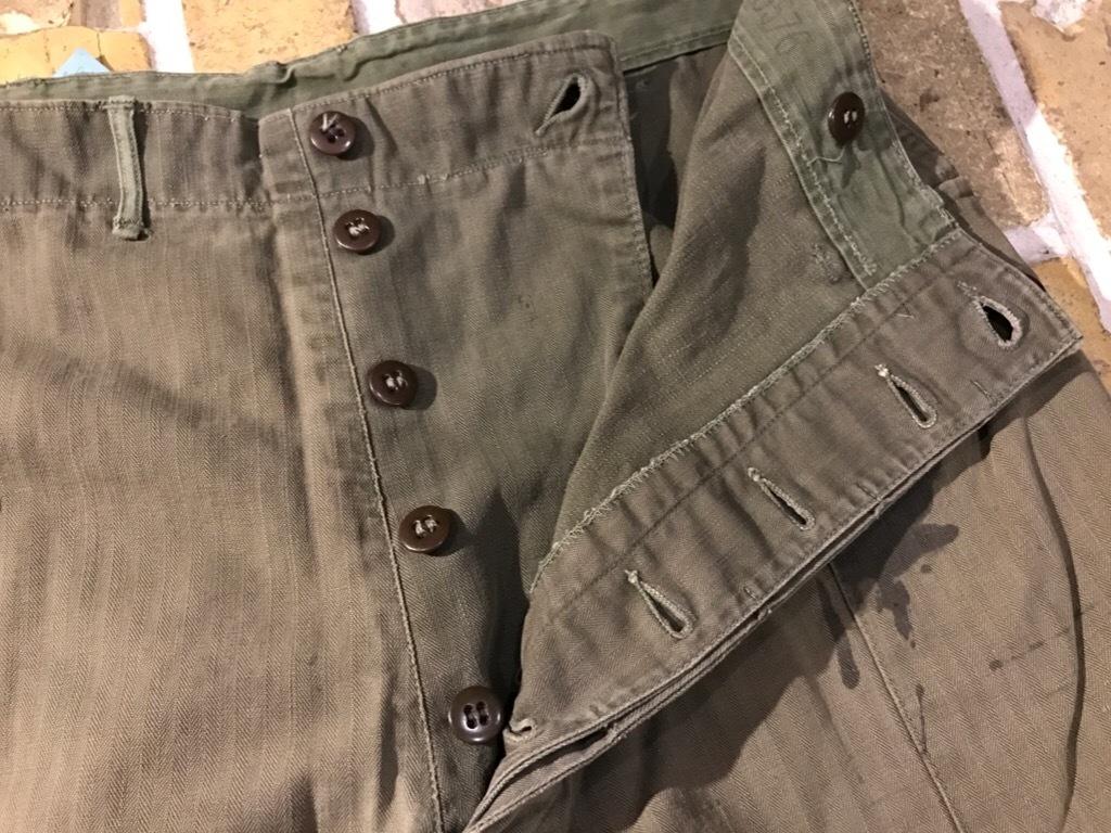 神戸店3/15(水)春物ヴィンテージ入荷!#3 US.Army Metal Button Chino Pants,41Khaki GasFlap,M43HBT Pants!_c0078587_02352801.jpg