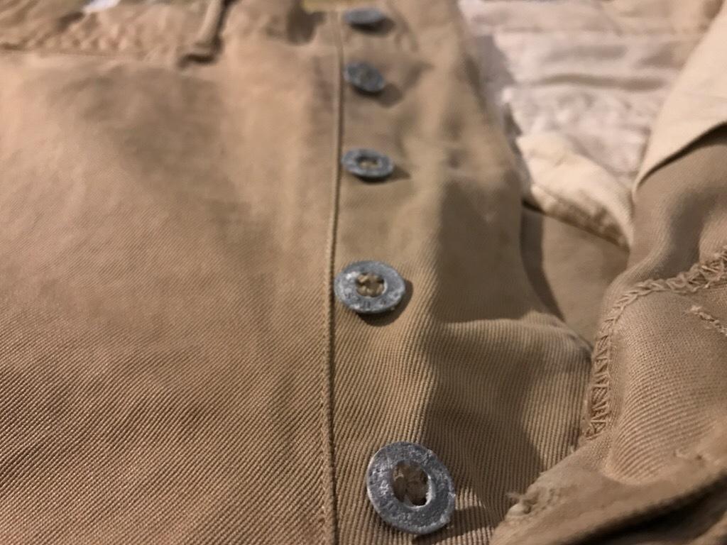 神戸店3/15(水)春物ヴィンテージ入荷!#3 US.Army Metal Button Chino Pants,41Khaki GasFlap,M43HBT Pants!_c0078587_02371283.jpg