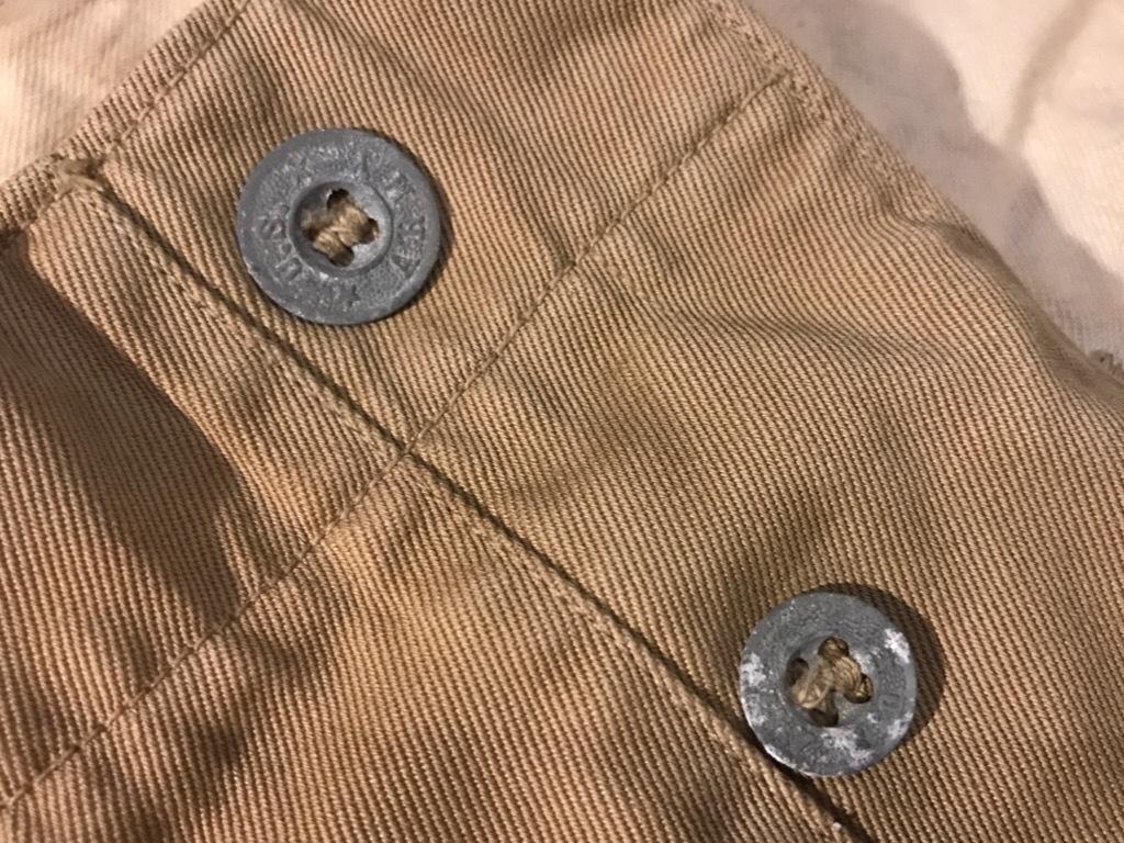 神戸店3/15(水)春物ヴィンテージ入荷!#3 US.Army Metal Button Chino Pants,41Khaki GasFlap,M43HBT Pants!_c0078587_02394348.jpg