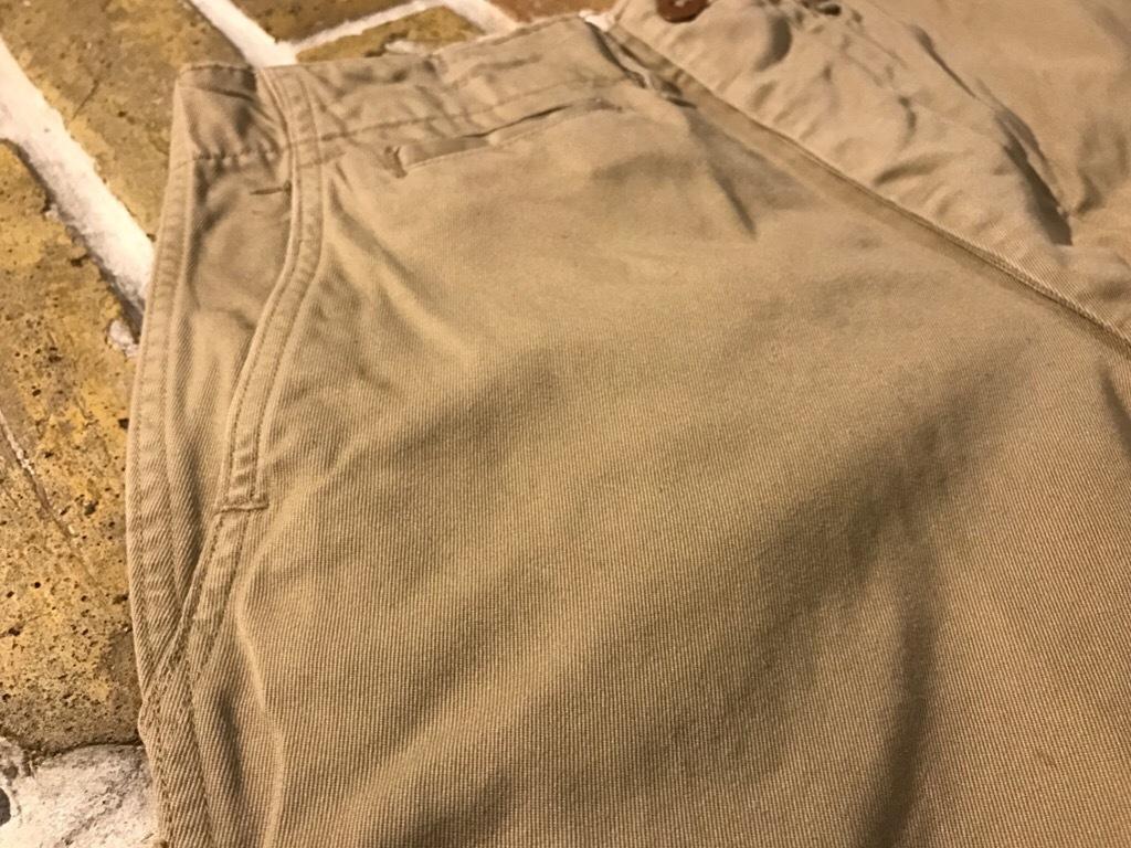 神戸店3/15(水)春物ヴィンテージ入荷!#3 US.Army Metal Button Chino Pants,41Khaki GasFlap,M43HBT Pants!_c0078587_02454637.jpg