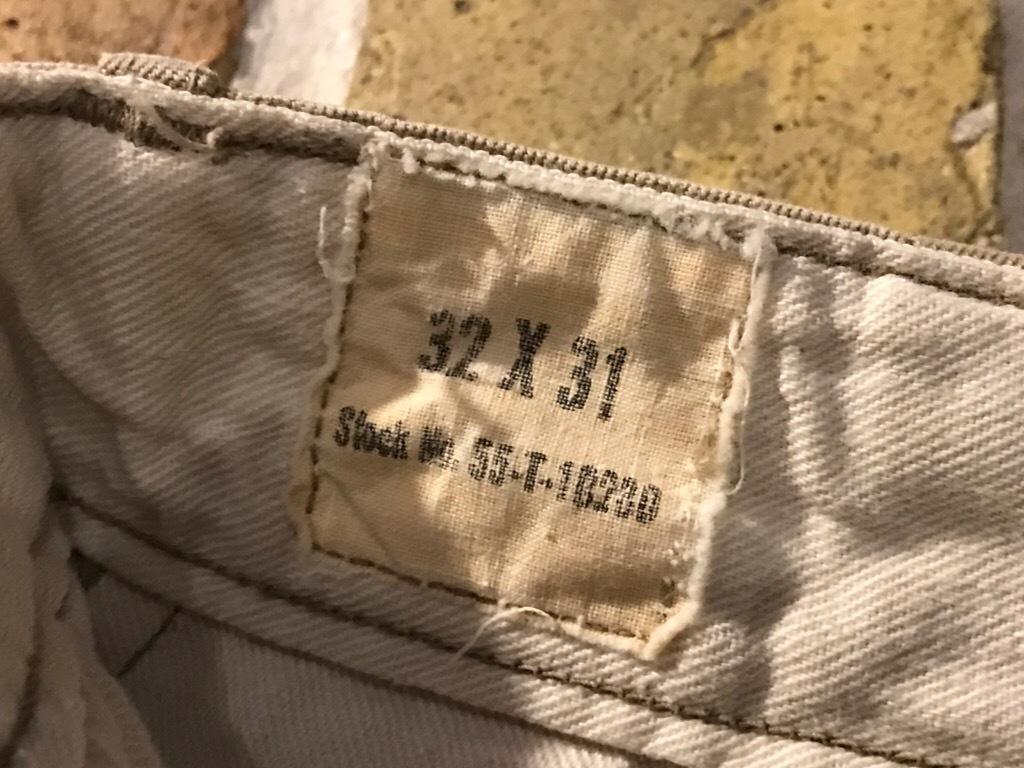 神戸店3/15(水)春物ヴィンテージ入荷!#3 US.Army Metal Button Chino Pants,41Khaki GasFlap,M43HBT Pants!_c0078587_02580047.jpg