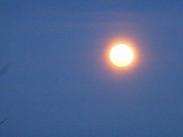 まんまる満月_c0165589_6334723.jpg