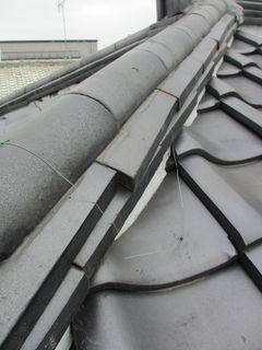 埼玉県のふじみ野市で、瓦屋根修理工事_c0223192_22332653.jpg