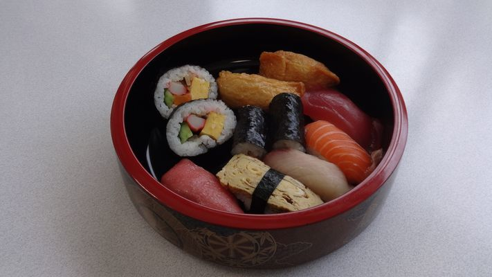 3/12 寿司パーティー_a0154110_08212416.jpg