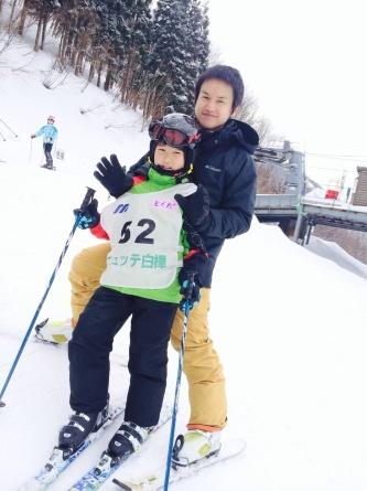 【第10回 親子deスキー大会】終了報告!_f0101226_16023219.jpg