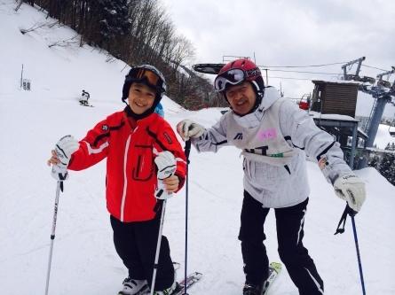 【第10回 親子deスキー大会】終了報告!_f0101226_16034158.jpg