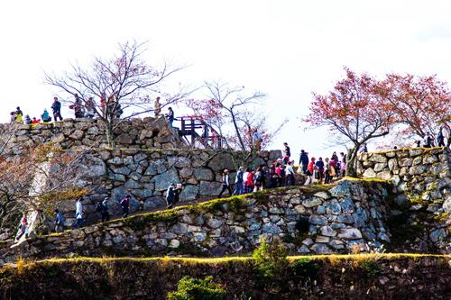竹田城跡&明延鉱山ツアー!_d0355333_15024471.jpg