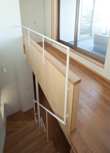 階段の手摺・・・スチール編_c0070136_17442274.jpg