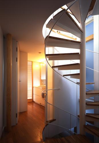 階段の手摺・・・スチール編_c0070136_17443236.jpg