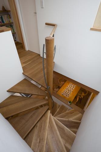 階段の手摺・・・スチール編_c0070136_17444080.jpg