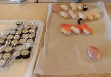 握り寿司の日_e0163042_15581683.jpg