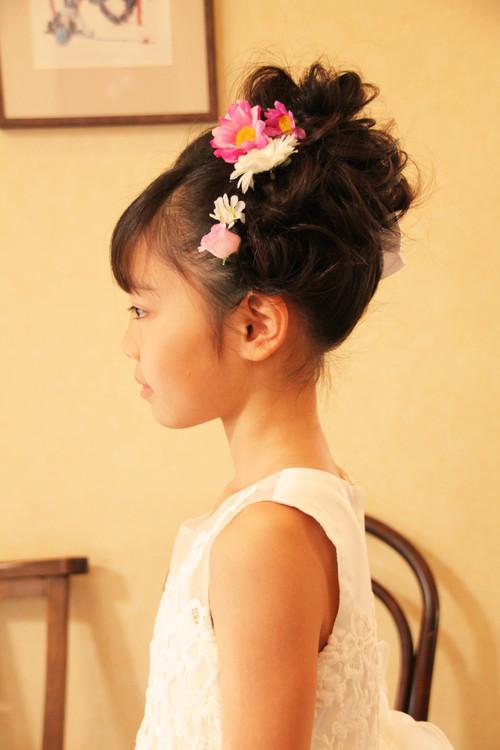 ピアノ発表会 コンクール 子供髪型 ヘアアレンジ さくら市 美容室エスポワール_f0052744_9473761.jpg