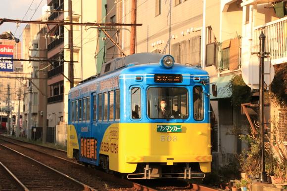 阪堺501形 _d0202264_19203039.jpg