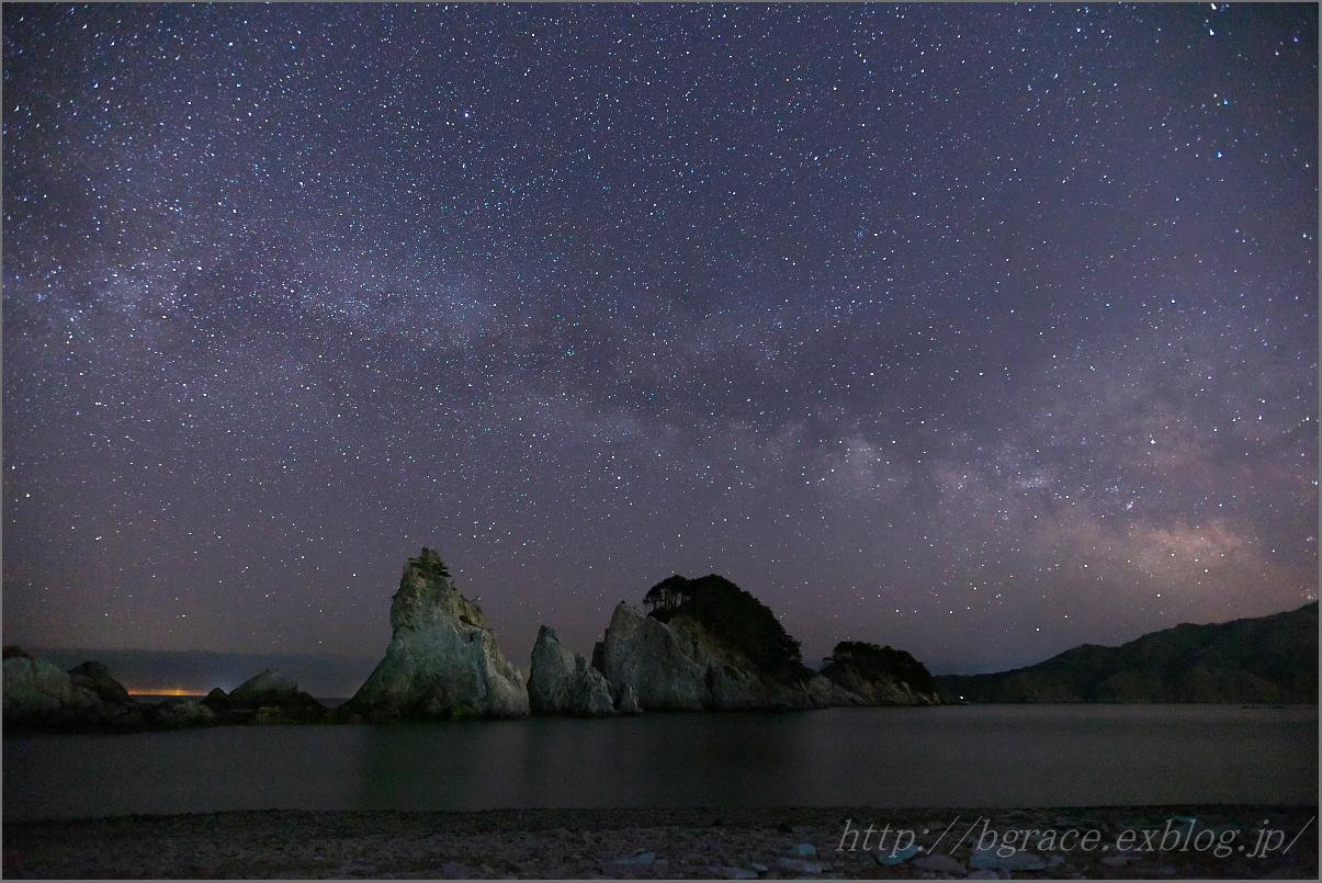浄土ヶ浜の銀河_b0191074_22463881.jpg