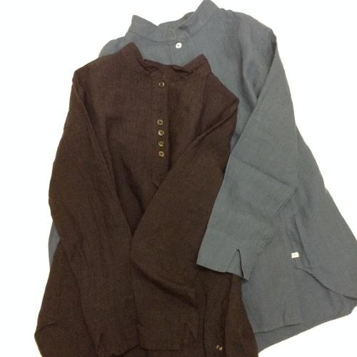 Sa-Rah/前立てシャツ(長袖)_b0173176_12150126.jpg