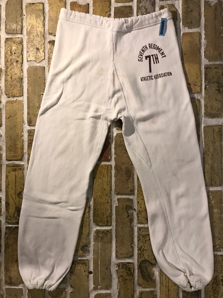 神戸店3/15(水)春物ヴィンテージ入荷!#9 60\'s Champion R.W.Sweat Pants!S/S Vintage Sweat!!!_c0078587_01255233.jpg