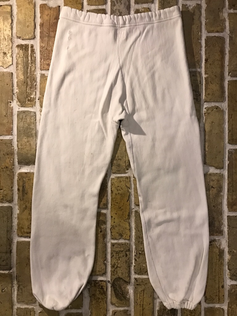 神戸店3/15(水)春物ヴィンテージ入荷!#9 60\'s Champion R.W.Sweat Pants!S/S Vintage Sweat!!!_c0078587_01334647.jpg