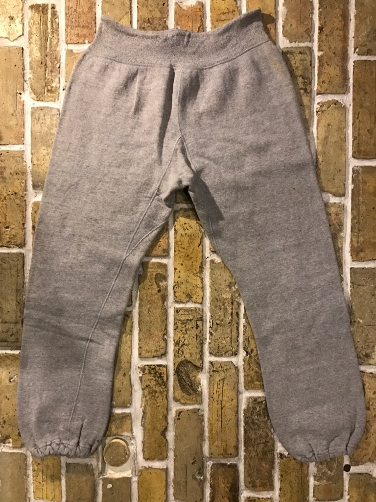 神戸店3/15(水)春物ヴィンテージ入荷!#9 60\'s Champion R.W.Sweat Pants!S/S Vintage Sweat!!!_c0078587_01403814.jpg