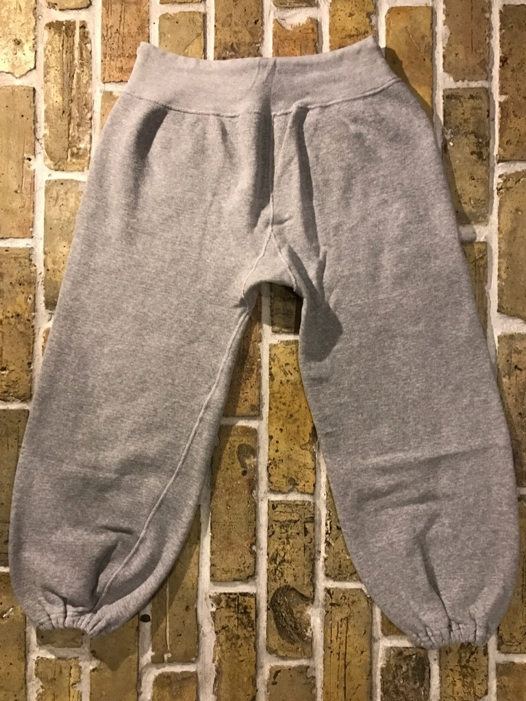 神戸店3/15(水)春物ヴィンテージ入荷!#9 60\'s Champion R.W.Sweat Pants!S/S Vintage Sweat!!!_c0078587_01424102.jpg