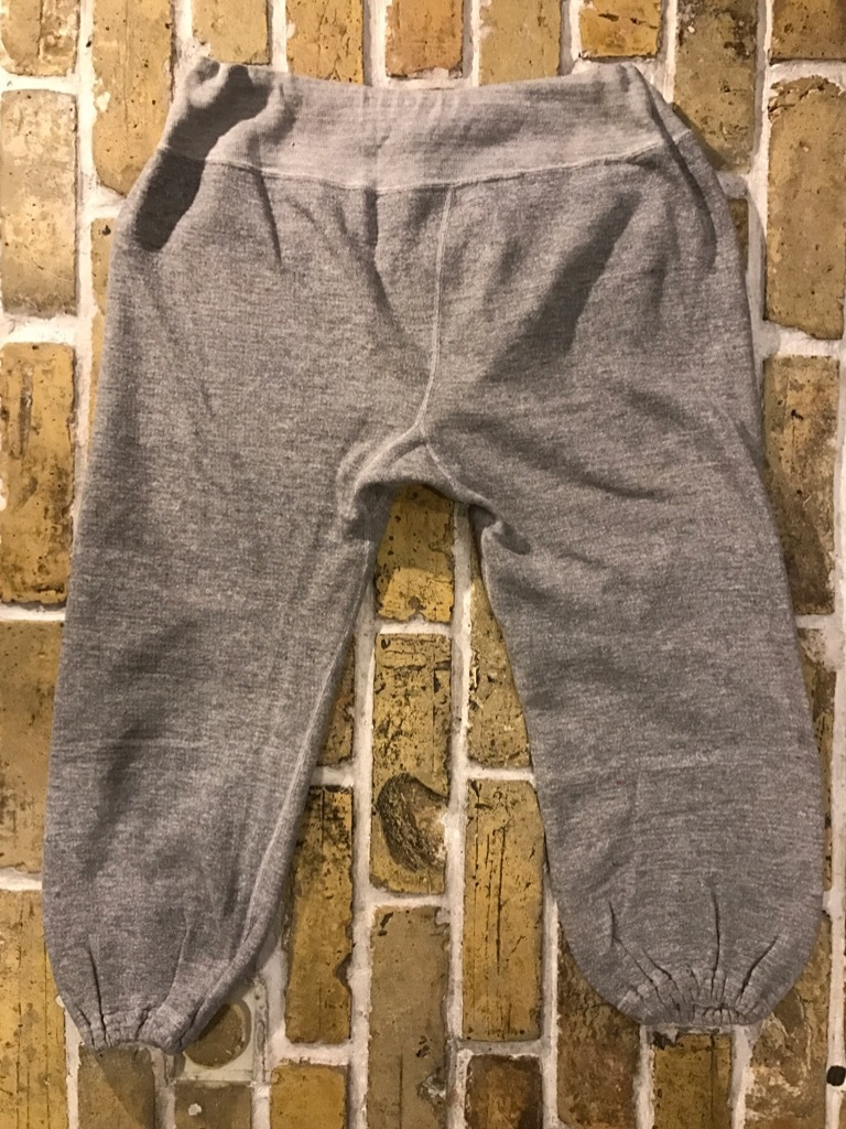神戸店3/15(水)春物ヴィンテージ入荷!#9 60\'s Champion R.W.Sweat Pants!S/S Vintage Sweat!!!_c0078587_01442268.jpg