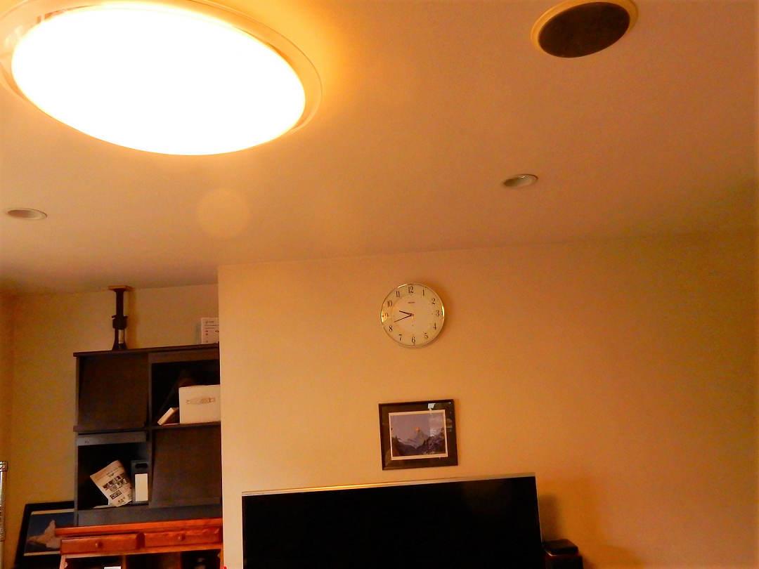 LEDシーリングライトへ変更_a0148206_11472294.jpg