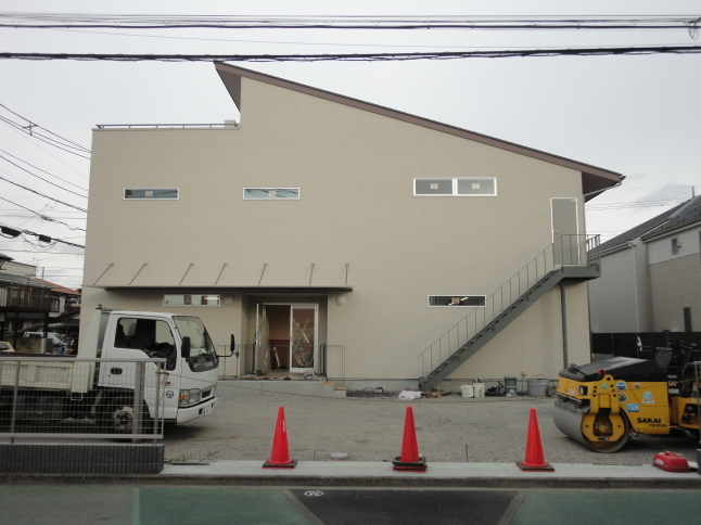引渡し 未来介護施設【小平】_b0323817_10335573.jpg