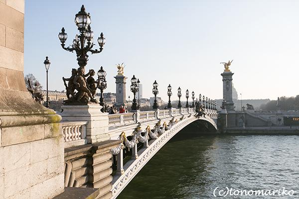 パリの春はすぐそこ。フランスフェアも無事に終わりました♪_c0024345_12443875.jpg