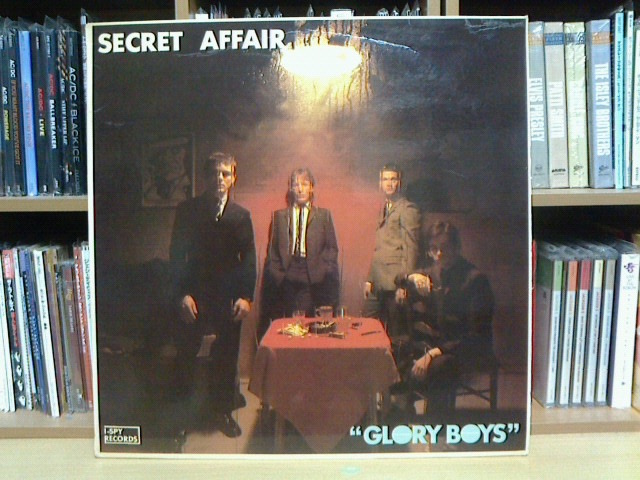 Glory Boys / Secret Affair_c0104445_20575890.jpg