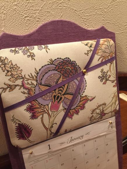 ミニ茶箱とペルメルカレンダー_a0333073_07195160.jpg