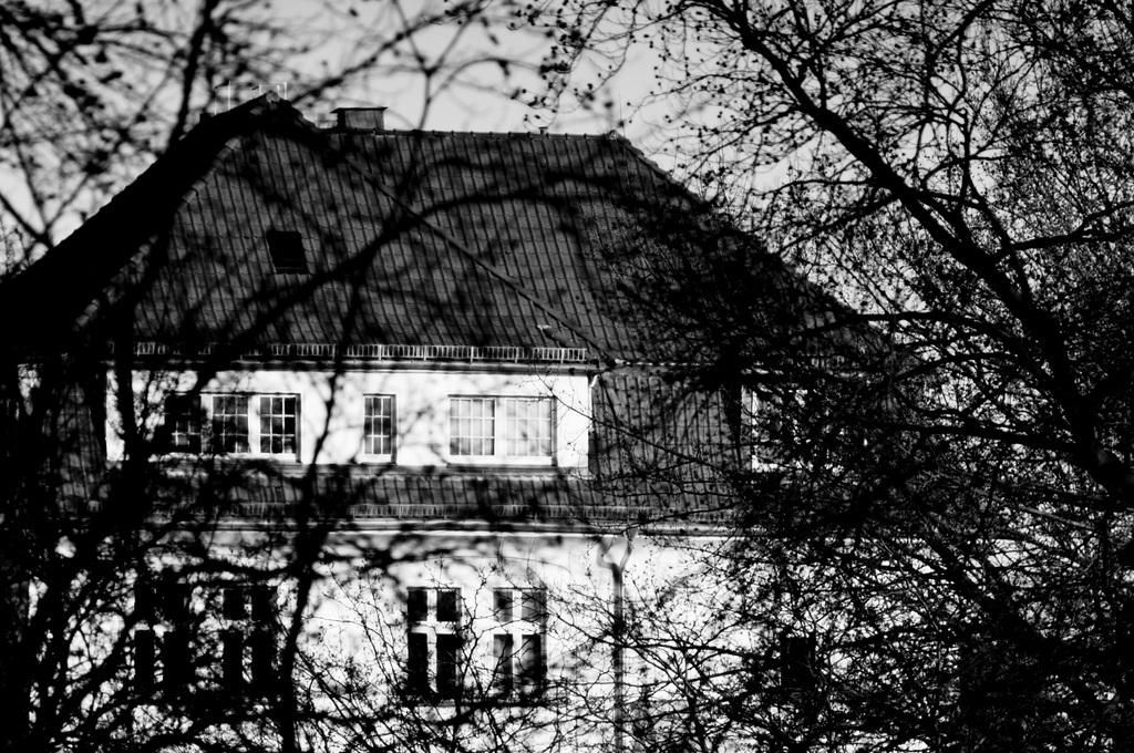 ときどき春を感じる近頃のベルリン、湖畔のカフェテラスにて。_c0180686_18485735.jpg