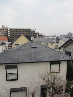 埼玉県のふじみ野市で、瓦屋根修理_c0223192_22180904.jpg