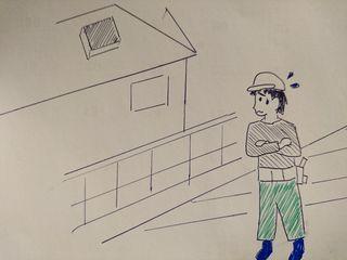 埼玉県のふじみ野市で、瓦屋根修理_c0223192_22184404.jpg