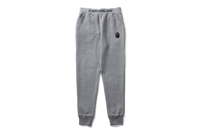 A BATHING APE TAPERED SWEAT PANTS_a0174495_12213016.jpg