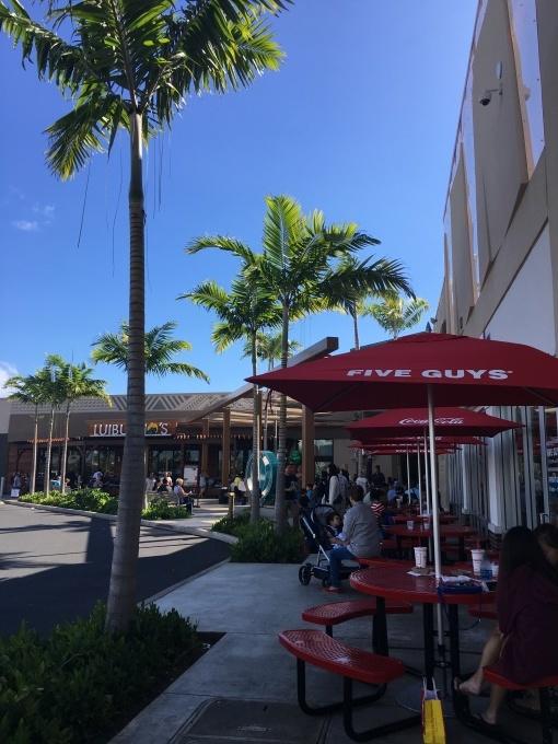 2017正月ハワイ~カマカナアリィショッピングセンターのコアパンケーキ~_f0011498_15305938.jpg