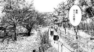 コミック「ヤマノススメ」舞台探訪013 第2天覧山から宮沢湖・温泉へ(九十七合目)_e0304702_07592997.jpg