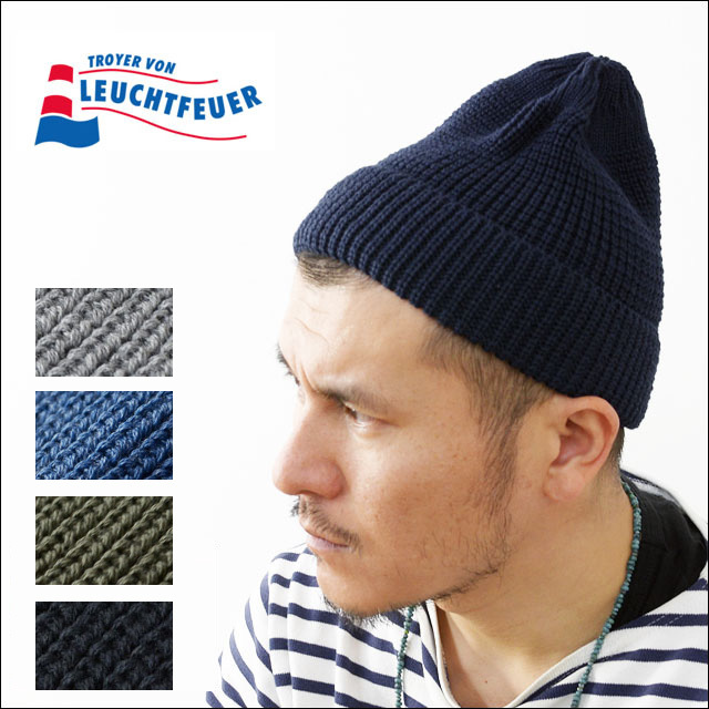 LEUCHTFEUER [ロイフトフォイヤー] BORKUM C/A CAP BASIC MEN\'S/LADY\'S_f0051306_15411097.jpg
