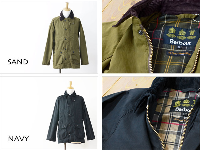 Barbour[バブアー] SL BEDALE COTTON NYLON [MCA0340] MEN\'S_f0051306_15491828.jpg
