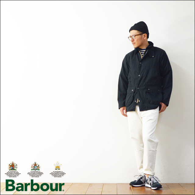 Barbour[バブアー] SL BEDALE COTTON NYLON [MCA0340] MEN\'S_f0051306_15491851.jpg