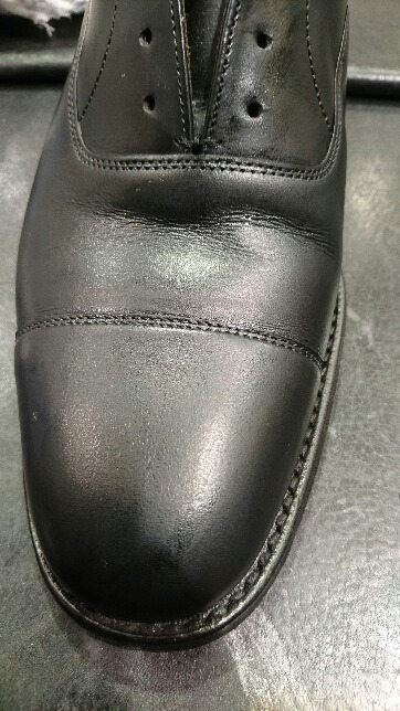 革靴の水洗い方法_b0226322_17174951.jpg