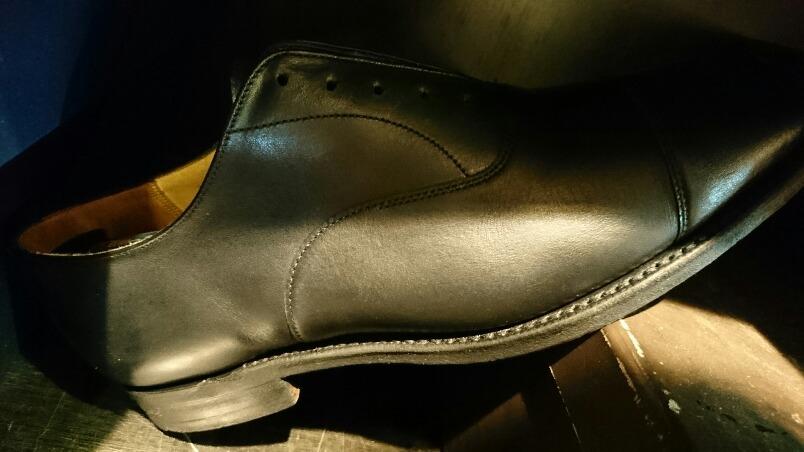 革靴の水洗い方法_b0226322_17374563.jpg