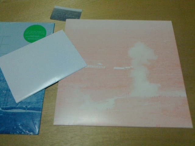 ちょっと前と本日到着レコ〜 Life Without Sound / Clound Nothing_c0104445_23432871.jpg