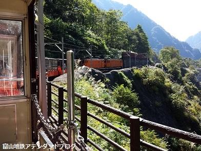 アルペンルートとトロッコ電車の違い~乗り物編②~_a0243562_09565044.jpg