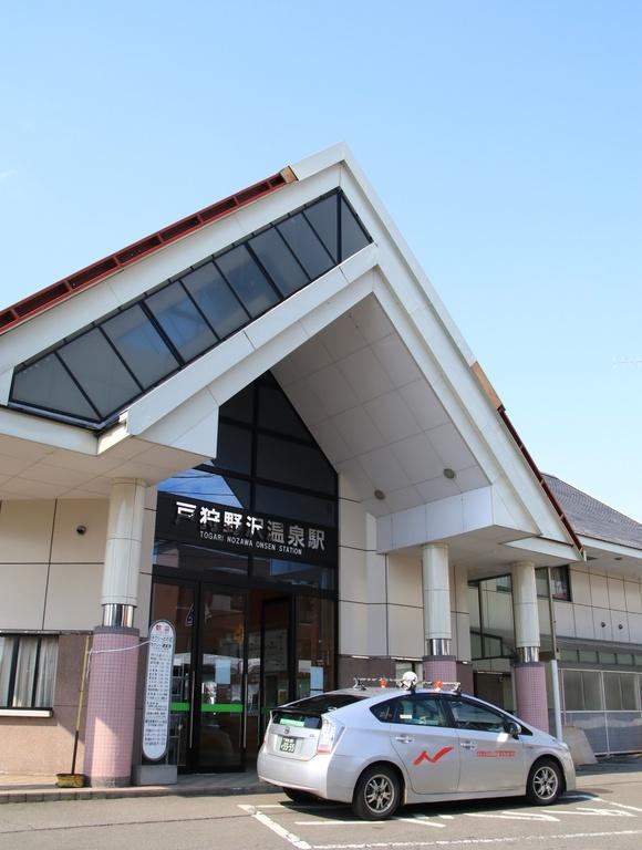 JR戸狩野沢温泉にて!_d0202264_10554314.jpg