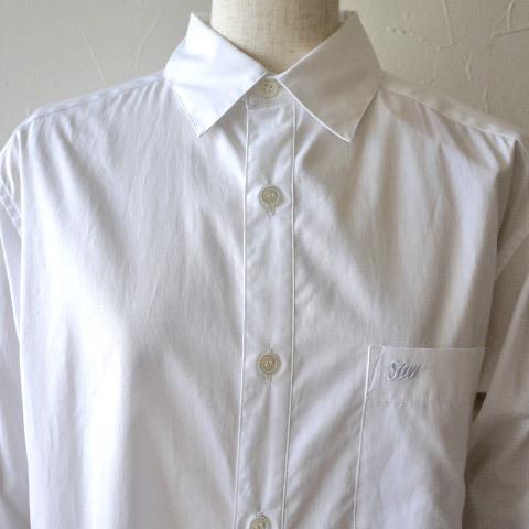 大人女子の白シャツ_b0274170_18411775.jpg
