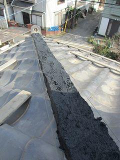 埼玉県のふじみ野市で、棟取り直し工事_c0223192_21545820.jpg