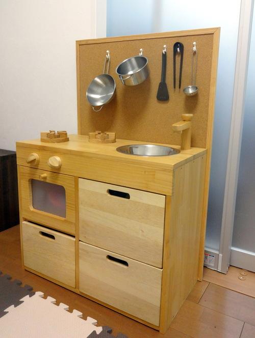 木のキッチン・・・その後_e0129400_75852.jpg